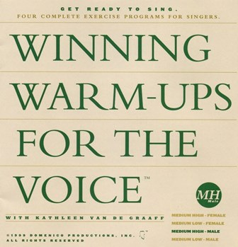 Winning Warm-ups for Voice Medium High Male warm-up, vocalise, voice exercise, vocal exercise, singing exercise, how to sing, learn to sing