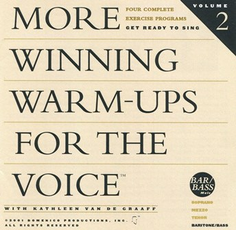 More  Winning Warm-ups for the Voice Baritone/Bass - DP12